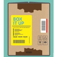 BOX IT UP 盒子的商业用途 平面空间艺术商业设计图书书籍