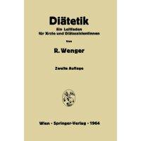 【�A�】Diatetik: Ein Leitfaden Fur Arzte Und Diatassistentinnen