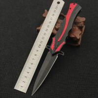 红狼 折刀 战术折叠刀野营求生军刀折刀户外刀随身防身刀具非直刀 户外装备