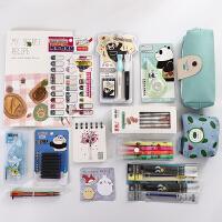 中小学生文具套装儿童学习用品礼盒创意铅笔节日礼品批发礼包尺子