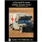 【预订】Litplan Teacher Pack: Farewell to Arms