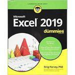 【预订】Excel 2019 for Dummies 9781119513322
