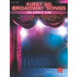 【预订】First 50 Broadway Songs You Should Sing: High Voice 978