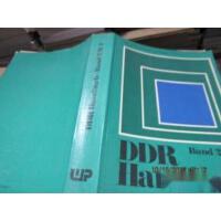 【旧书二手书九成新】ddr handbuch band 2 m-z 2052【沫若书店】