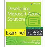 【预订】Exam Ref 70-532 Developing Microsoft Azure Solutions 97