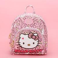 20180429140236253hellokitty凯蒂猫儿童包包幼儿园小书包女童时尚休闲旅行双肩背包