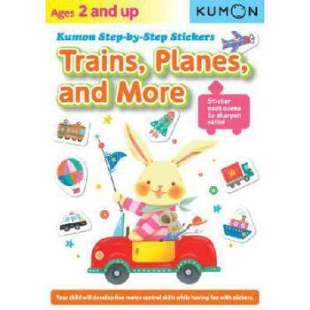 【预订】Trains, Planes, and More 美国库房发货,通常付款后3-5周到货!