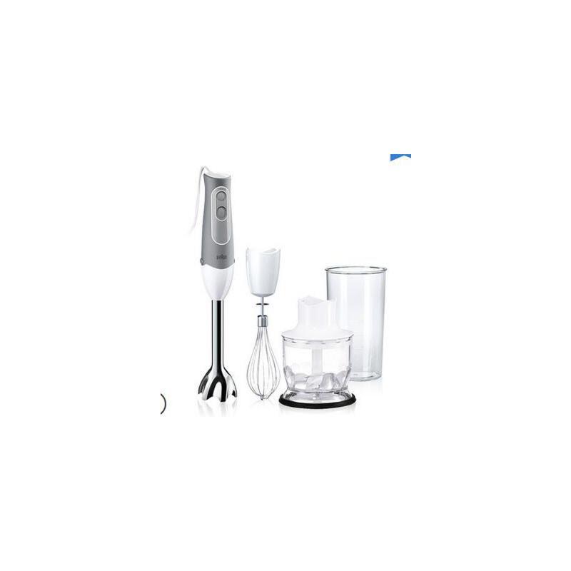 德国Braun/博朗 MQ525 多功能进口料理机 手持家用破壁搅拌料理棒