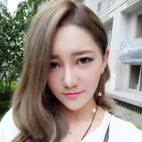 欧丁s925纯银个性耳环长款耳线时尚气质女流苏耳坠饰品韩国T