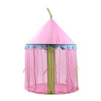 女孩公主城堡儿童帐篷超大薄纱蕾丝防蚊室内外宝宝房子玩具洋球屋