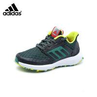 阿迪达斯adidas童鞋18新款运动鞋儿童网面跑步鞋男童户外透气休闲鞋 (5-15岁可选) CP9530