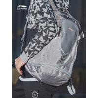 李宁双肩包新款训练背包书包学生夏季运动包男包女包