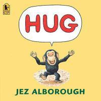 Hug 英文原版 抱抱