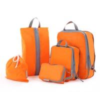 旅行收纳袋 衣物收纳袋 行李箱分装袋 内衣包旅游 整理袋套装
