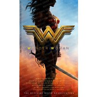 英文原版 Wonder Woman: The Official Movie Novelization