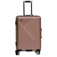 铝框行李箱男万向轮拉杆箱女旅游旅行箱防盗密码箱子2024英寸出国登机箱包便携手提箱