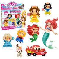 亿奇水雾神奇diy儿童宝宝手工创意制作喷水公主魔法魔珠女孩玩具
