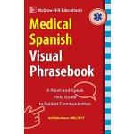 【预订】McGraw-Hill Education's Medical Spanish Visual Phra