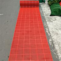 PVC防滑地垫子卫生间浴室塑料防水地毯户外门口格镂空漏水地胶