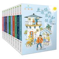 正版现货 儿童文学典藏书系 豆蔻镇的居民和强盗 全套10册 注音版 6-12周岁儿童故事书 小学一二三年级课外读物 湖