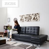 ZUCZUG布艺沙发床日式小户型客厅多功能沙发床可折叠储物单人沙发床1.8 2米以上
