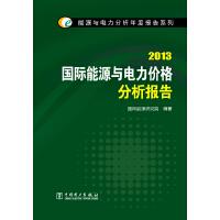 能源与电力分析年度报告系列 2013 国际能源与电力价格分析报告