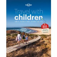 Travel with Children: The Essential Guide for Travelling Families 英文原版 Lonely Planet孤独星球:带孩子旅行