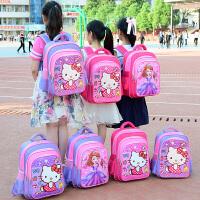 小学生书包女儿童1-2-3-6一年级书包女孩女生女童护脊减负双肩包