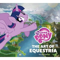 My Little Pony: The Art of Equestria 小马宝莉电影设定集【英文原版 艺术画册 官方