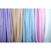 竹纤维浴巾超柔软吸水70*140.360克 70x140cm