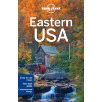 Lonely Planet Eastern USA 孤独星球地区旅行指南:美国东部