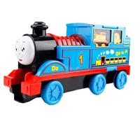 托马斯小火车头电动惯性合金汽车手提收纳盒套装玩具男孩2-6周岁 充电