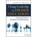 【预订】Change Leadership in Higher Education 9781118762035