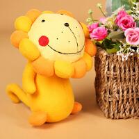 手工DIY自制作礼物不织布花狮子向日葵玩偶布偶娃娃布艺DIY材料包