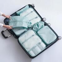 旅行收纳袋套装大容量出差洗漱包男女旅游户外必用品备整理化妆包