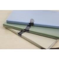 晨光胶套本B5胶套本100页APY4F638记事本A5笔记本50K学生日记