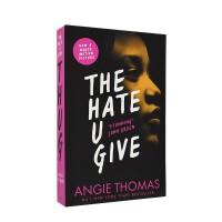 【正版包邮】The Hate U Give 你赋予我的恨 Angie Thomas 英文原版小说