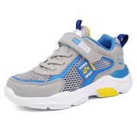 男童鞋2021新款春季儿童运动鞋小学生中大童休闲网鞋跑步鞋1910单网面运动鞋