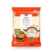 中粮时怡牛肉干(香辣味)100g