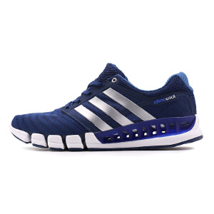 Adidas阿迪达斯 2017夏季新款男子清风透气休闲运动跑步鞋 BB6474
