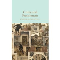 Collectors Library系列:罪与罚 英文原版 Crime and Punishment