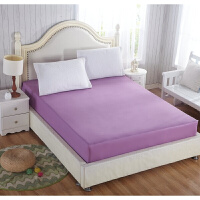 白色单件棉床笠1.5一米八1.8m全包束席梦思床垫套保护床立罩1.2