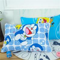纯棉儿童枕头幼儿园枕芯枕套3至12岁男孩女孩小学生卡通睡枕四季