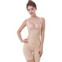 塑形连体薄强版塑身衣收腹束腰提臀燃脂束身衣美体衣