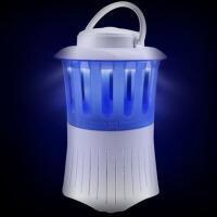 户外休闲LED灭蚊灯家用吸蚊子光触媒电子杀驱蚊捕蚊 灭蚊器