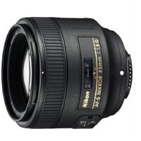 nikon 尼康 AF-S 85mm f/1.8G 远摄定焦镜头