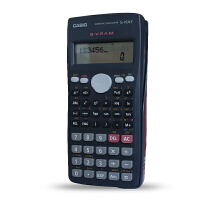 CASIO/卡西欧fx-95ms学生科学函数计算器 精算师考试多功能计算机