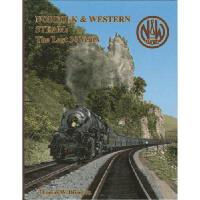 【预订】Norfolk & Western Steam: The Last 30 Years