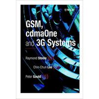 【预订】Gsm, Cdmaone and 3G Systems 9780471491859