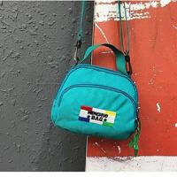 儿童小包包潮男女童时尚旅游单肩包手机零钱配饰包小孩帆布斜挎包